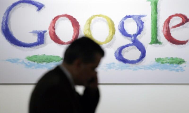 Google indicó que el 65% del presupuesto para publicidad en México se va a la televisión y sólo 4% se dirige a la red. (Foto: AP)
