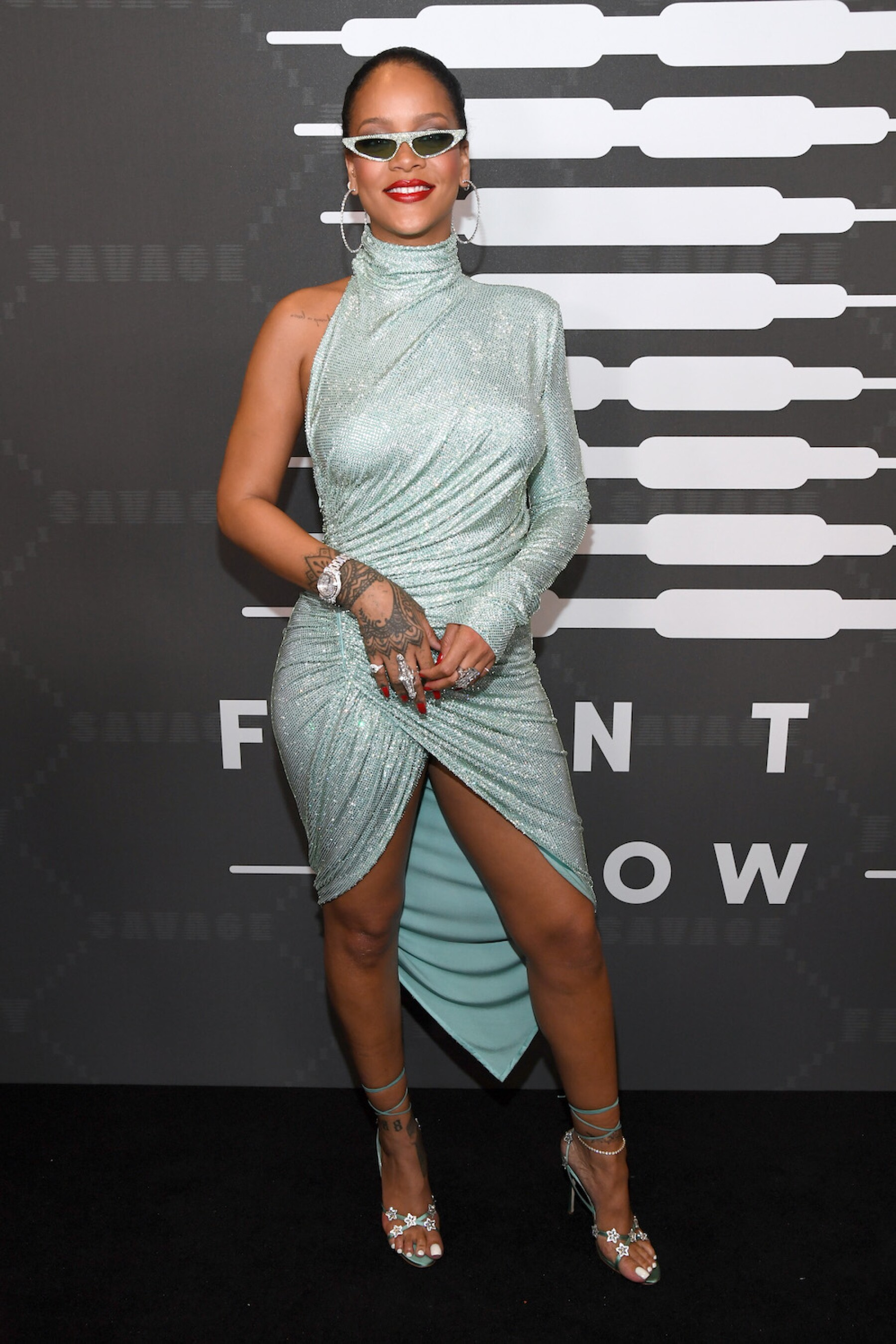 Savage X Fenty Show Presented By Amazon Prime Video - Arrivals
