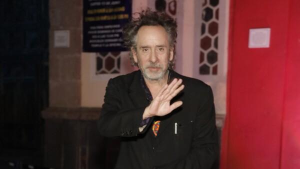 """Inauguración expo """"El mundo de Tim Burton"""""""