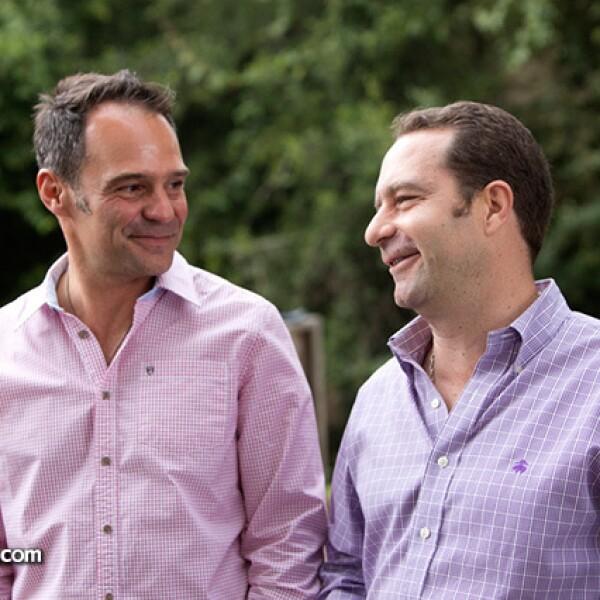 Waldemar Franco y Rodrigo Roel