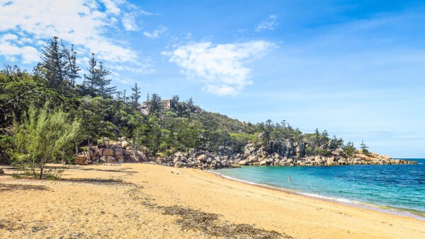 Exploring Magnetic Island in Australia