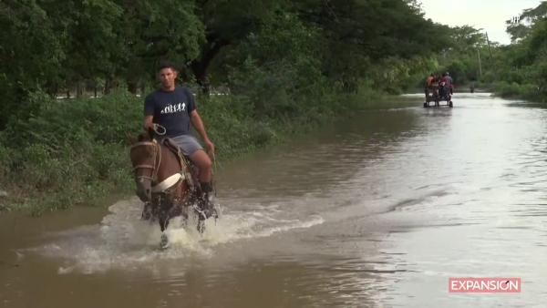 Centroamérica registra decesos por intensas lluvias