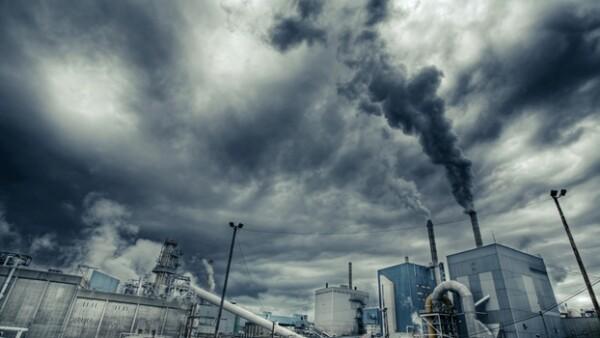 fabrica contaminacion