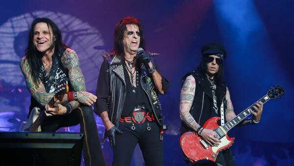 Alice Cooper en Domination México 2019