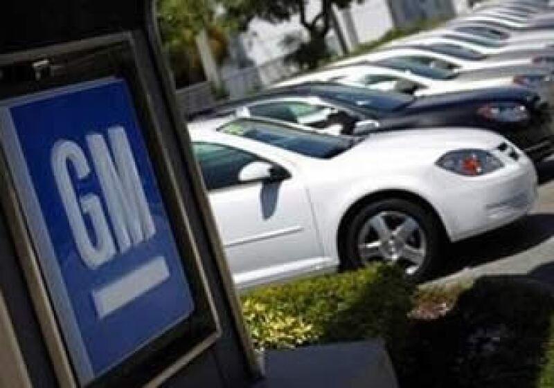 General Motors cerró el 2010 con mejores resultados financieros. (Foto: Reuters)
