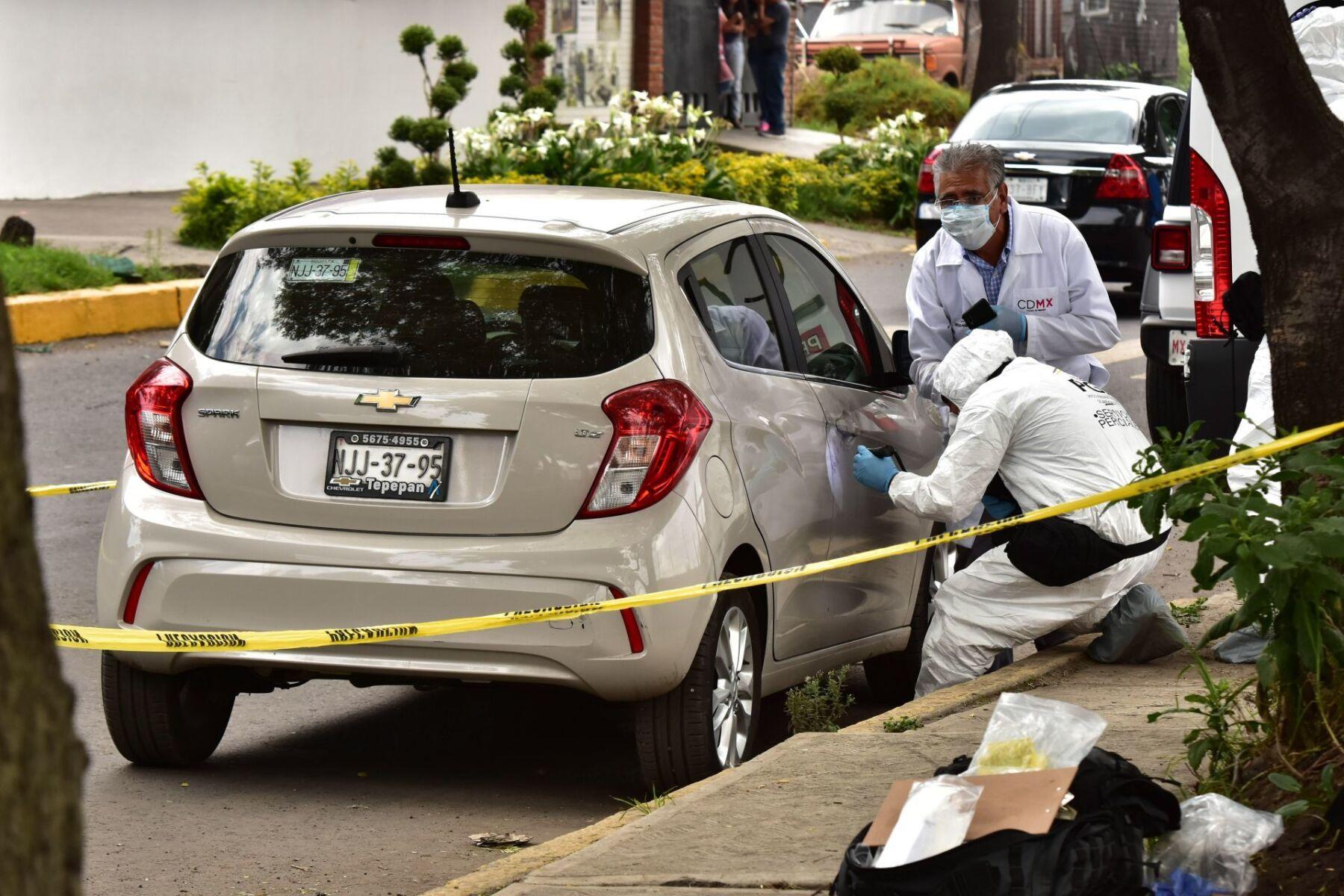 homicidio y extorsión