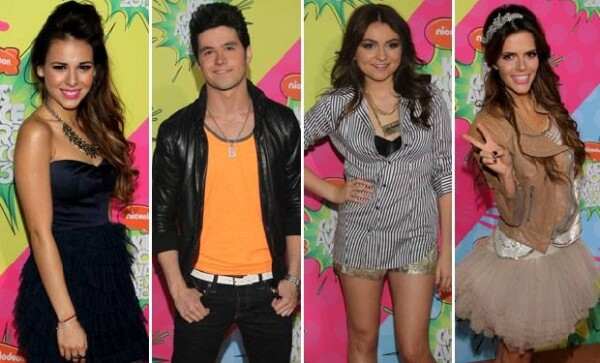 Famosos como Danna Paola, Eleazar Gómez, Sofía Castro y Claudia Álvarez desfilaron por la alfombra.
