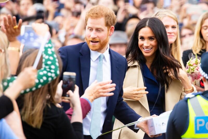 Los duques de Sussex eligieron un nuevo lugar para iniciar su vida familiar (Foto: FiledIMAGE / Shutterstock)