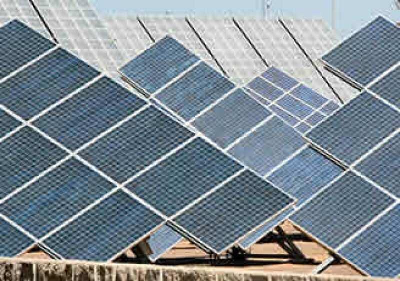 El mercado de módulos fotovoltaicos ascendió en 2008 a 58,000 mdd. (Foto: SXC)