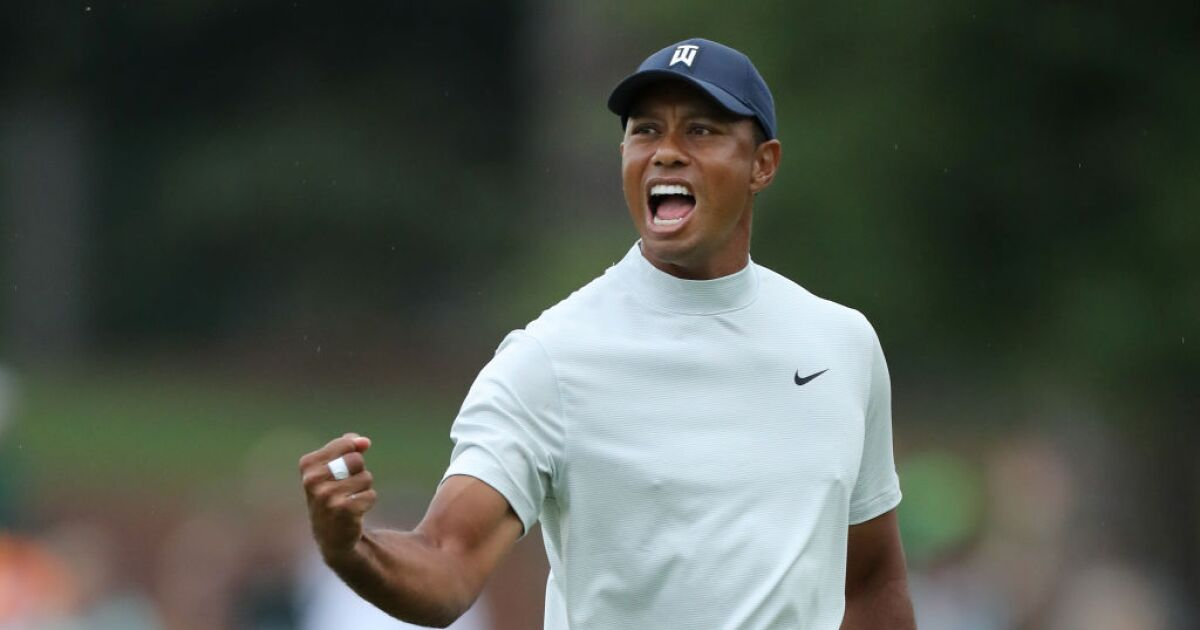 Tiger Woods was traveling at twice the speed allowed when he crashed