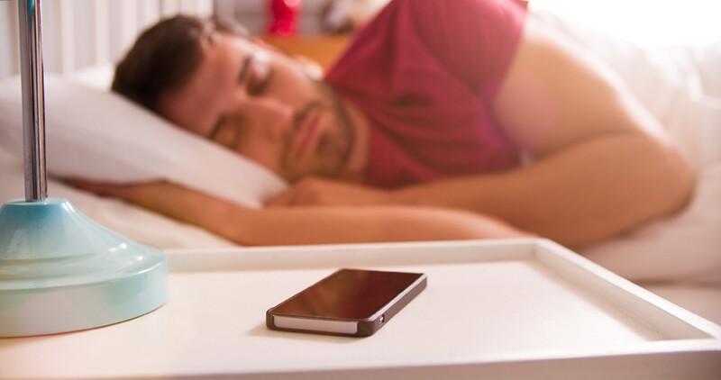 Dormir celular apagado