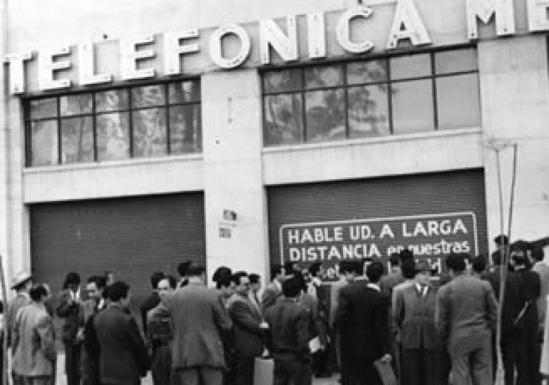 El éxito de Telcel se debió en gran parte al respaldo de Teléfonos de México. (Foto: Especial)