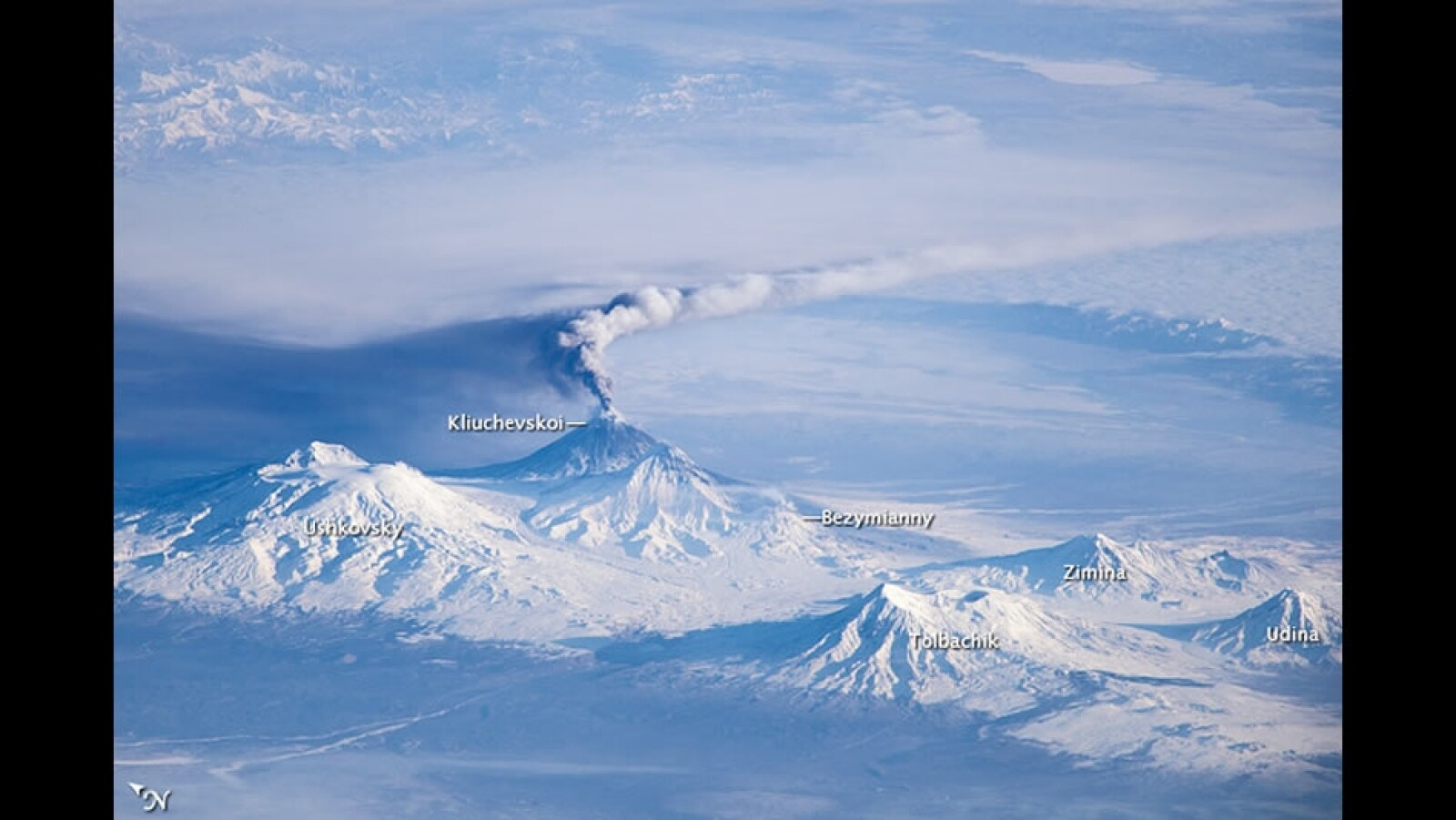 kamchatka NASA