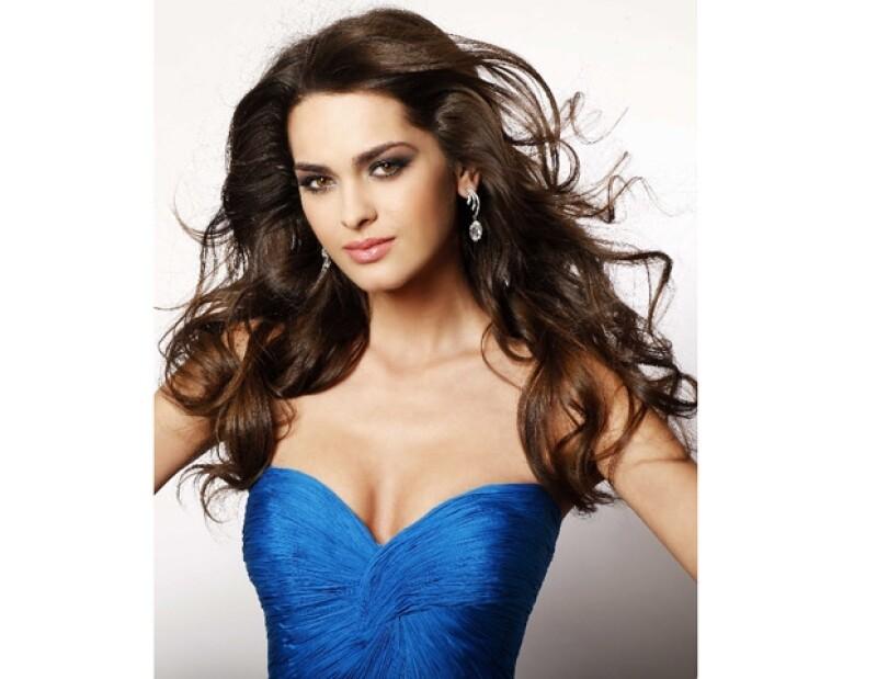 La joven de 22 años venció a grandes candidatas a la corona, como la anfitriona de Brasil, Priscila Machado.