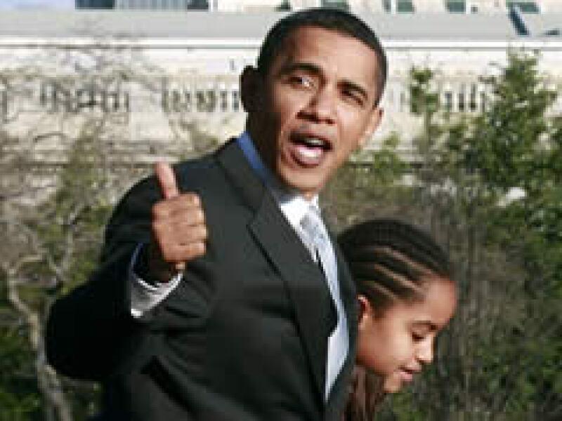 Obama se encargará de firmar el proyecto aprobado por los legisladores. (Foto: Reuters)