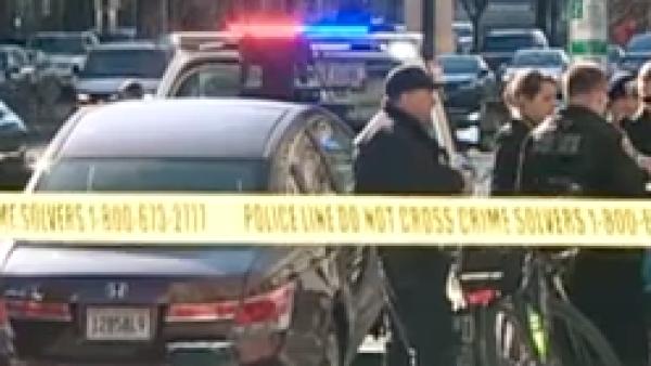 Un hombre muere cerca de la Casa Blanca en un aparente suicidio