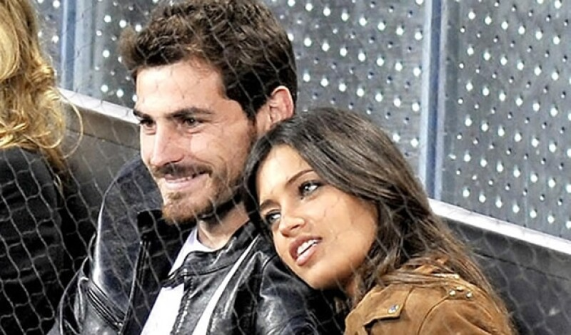 Iker y Sara son una de las parejas más seguidas de España.