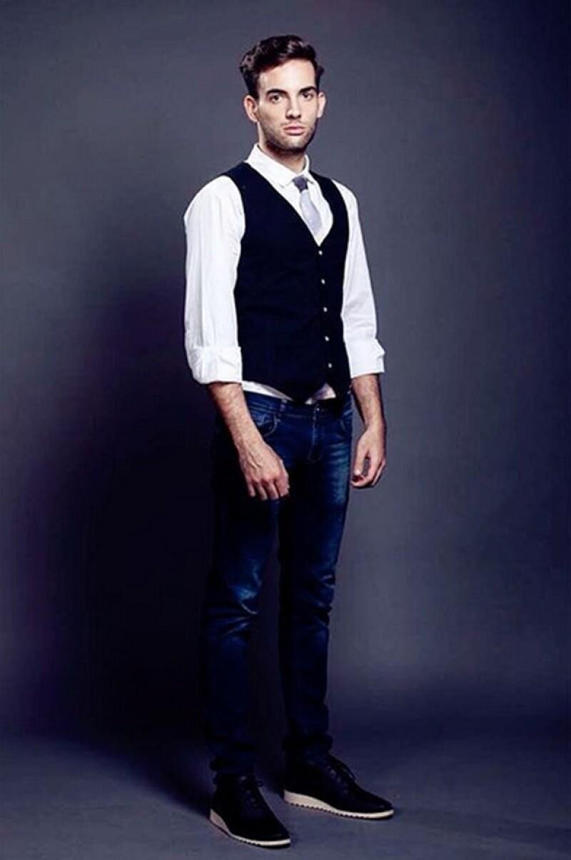El uruguayo tenía 21 años y se había mudado a nuestro país para estudiar en el CEFAT y perseguir su sueño de convertirse en actor.