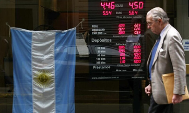 La devaluación de la moneda argentina ha impactado en el precio de la carne. (Foto: Reuters)
