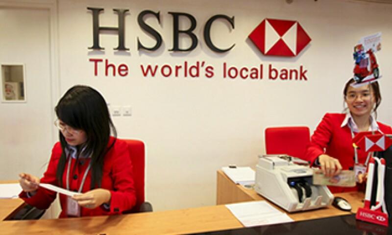 HSBC dijo que las perspectivas de ingresos eran moderadas en Asia, pero más débiles en América Latina. (Foto: EFE)