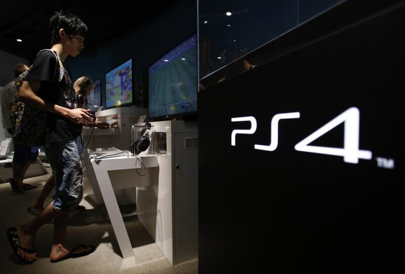 La consola fue lanzada en noviembre de 2013. (Foto: Reuters)
