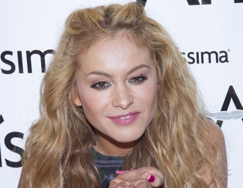 La cantante será jurado en la segunda temporada del reality `La Voz... México´ junto con Miguel Bosé, Jenni Rivera y Beto Cuevas.