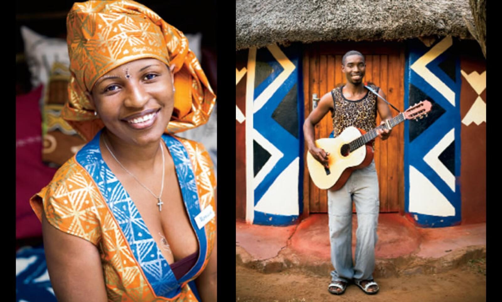 Kwaito, sinónimo de buena onda, es un movimiento musical callejero que integra elementos tradicionales e históricos del país Africano.