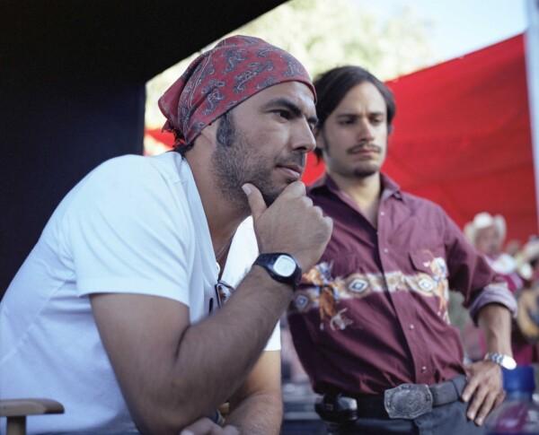 Alejandro González Iñárritu y Gael García