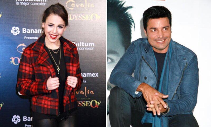Todo apunta a que tanto la actriz como el cantante podrían sumarse a las filas de TV Azteca en el 2015 como parte de los nuevos proyectos de la televisora.