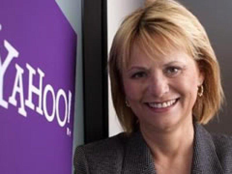 Carol Bartz es la nueva presidenta y directora general de Yahoo! (Foto: Reuters)
