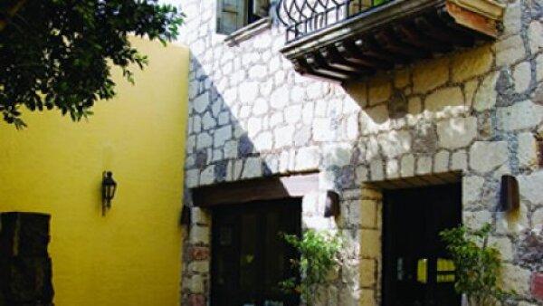 DOS CASAS. Muy cerca de San Miguel de Allende, patrimonio de la humanidad, se encuentra este rincón que asegura una visita encantadora por la comida, el servicio y la magia del lugar.