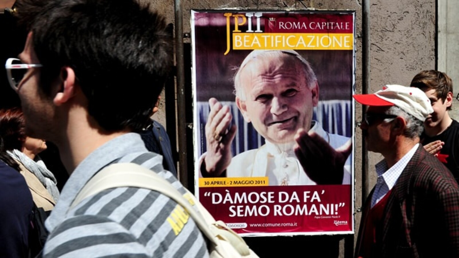 Juan Pablo II - frase
