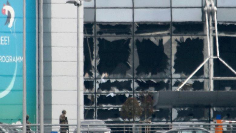 Se registraron dos explosiones en el aeropuerto de Zaventem. (Getty Images)