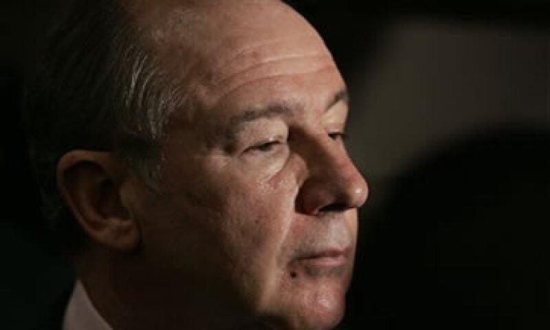 Rodrigo Rato fungió como director del FMI y de Bankia.  (Foto: AP)