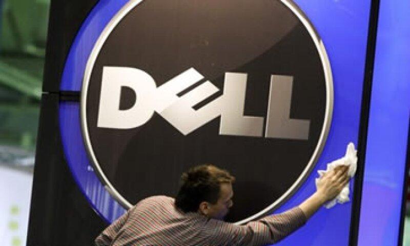 La ganancia neta de Dell descendió a 635 millones de dólares, o 36 centavos por acción. (Foto: Reuters)