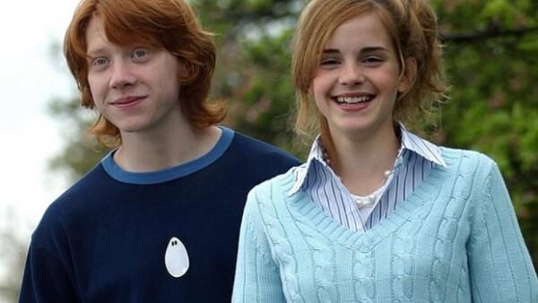 La actriz aseguró que Harry Potter, para muchos rival de los libros de Stephenie Meyer, no intenta vender sexo como lo hace la historia de vampiros.
