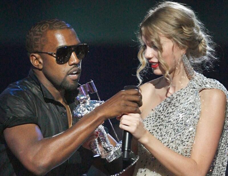 En su momento, Kanye dijo que ese premio era para Beyonce.