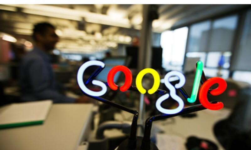 Las acciones de Google suben 4% en operaciones posteriores al cierre del mercado. (Foto: Reuters )
