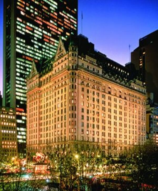El icónico hotel captura toda la esencia de Nueva York.