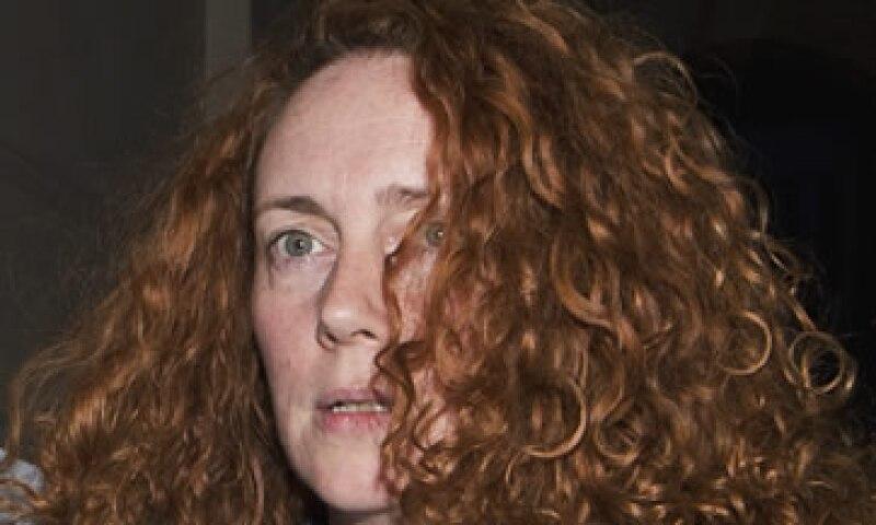Brooks, su esposo y otras tres personas fueron liberadas más tarde este martes bajo fianza. (Foto: AP)