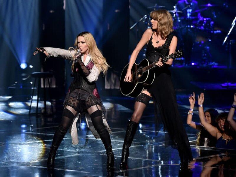 Tal parece que la reina del pop quiere replicar el éxito de la intérprete de 'Bad Blood' al invitar a varias celebs a aparecer en el video de su nuevo sencillo.