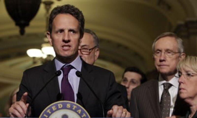El congreso debe elevar el límite de endeudamiento antes del 2 de agosto. (Foto: Reuters)