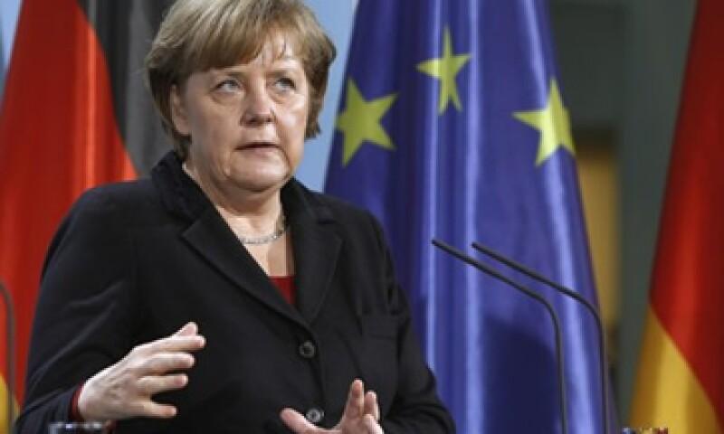 Los manifestantes y políticos de Grecia culpan a Angela Merkel, canciller de Alemania de sus penurias. (Foto: Reuters)