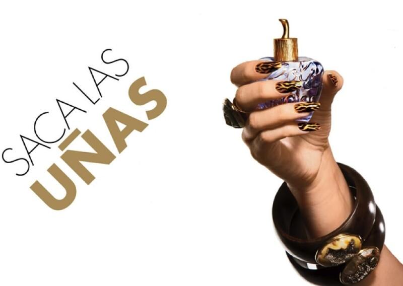 Eau de Toilette, Lolita Lempicka. Anillo y pulseras, LFR Designs.