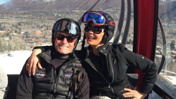 Apenas ayer circuló la noticia de que la salud del actor había empeorado debido al cáncer. Sin embargo, Catherine Zeta-Jones probó lo contrario.