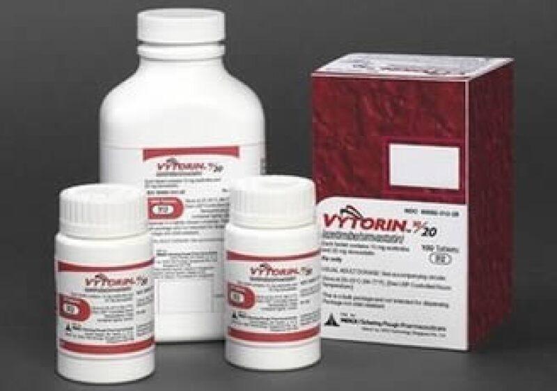 Vytorin combina Zetia y una cepa anterior de la droga en una píldora. (Foto: AP)