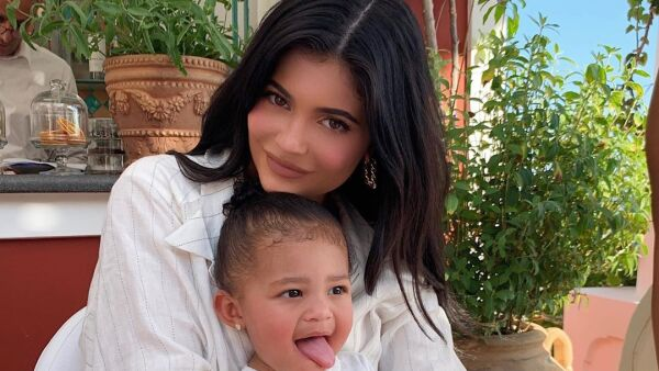 Kylie Jenner y Stormi
