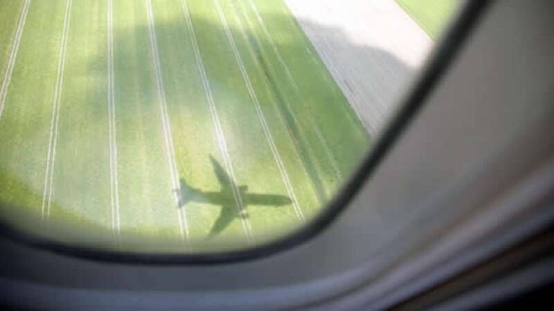 sombra vuelo campo