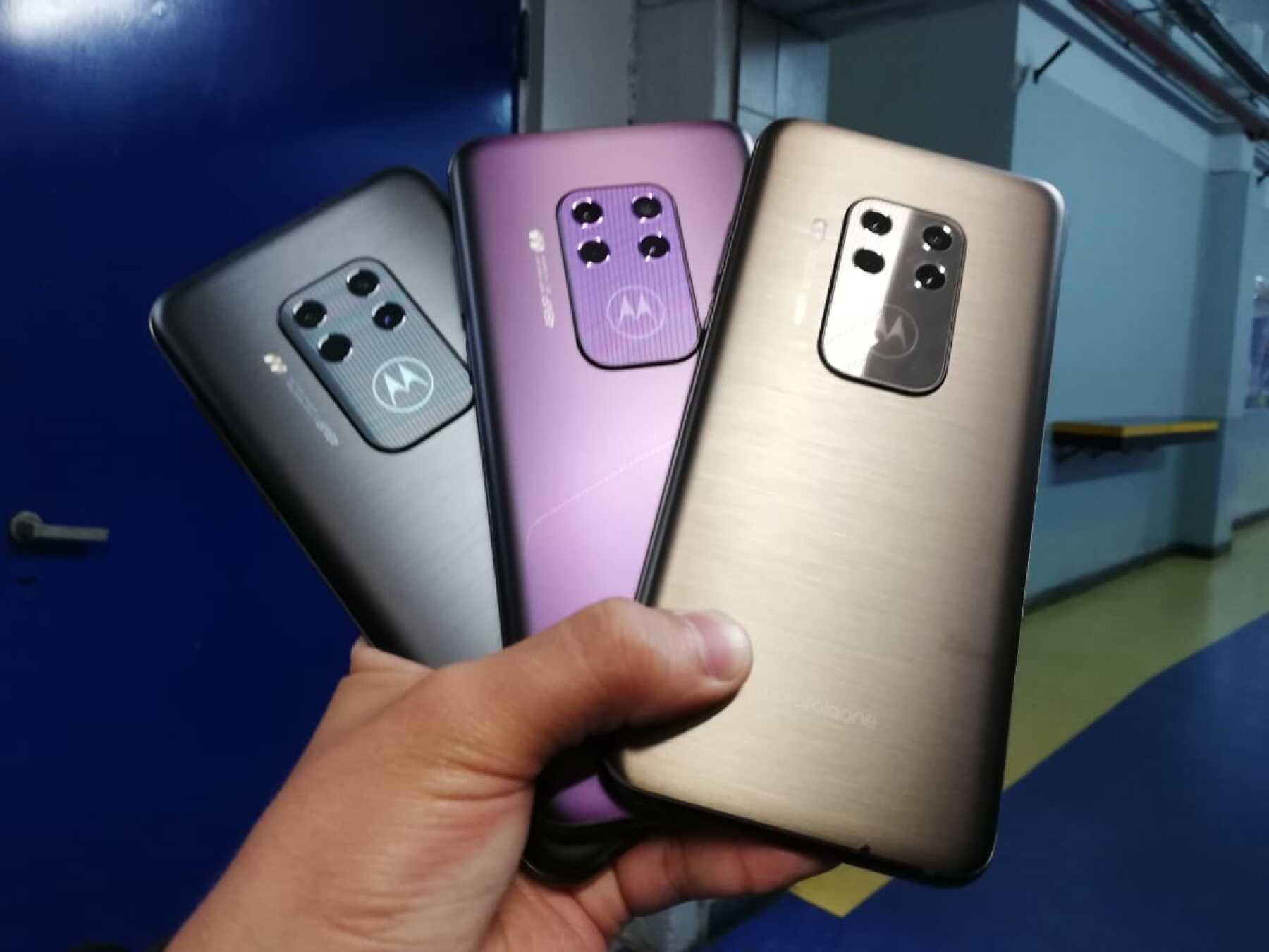 Motorola-4 camaras-smarpthone.jpeg