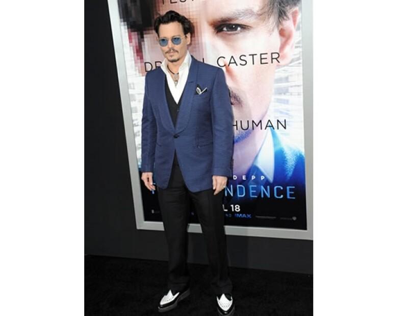 El estilo extravagante y raro del actor lo ha posicionado como uno de los más cool de su generación..